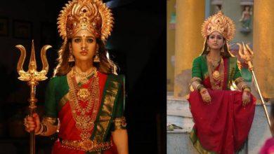 Photo of அம்மனாக நயன்தாரா… மூக்குத்தி அம்மன் படத்தின் ஸ்டில்ஸ்!!