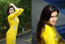 Photo of Actress Mannara Chopra Exclusive Stills