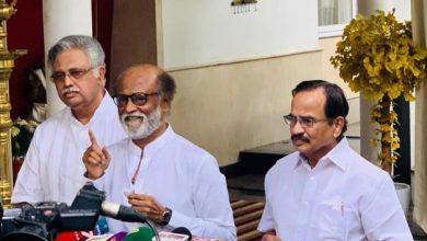 Photo of தமிழக மக்களுக்காக என் உயிரே போனாலும் சந்தோஷம் தான் – ரஜினிகாந்த்!