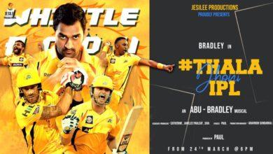 Photo of Thala Dhoni IPL song goes Viral