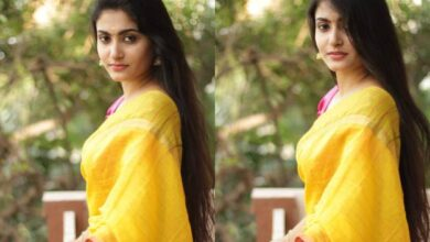 Photo of Actress Anithra Exclusive Gallery