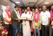 """Photo of GS Arts நிறுவனத்தின் """"ப்ரொடக்ஷன் 2"""" பட பூஜை"""
