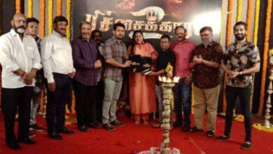 """Photo of விஜய் ஆண்டனி இயக்கத்தில் """"பிச்சைக்காரன் 2""""; பூஜையுடன் துவங்கியது!"""